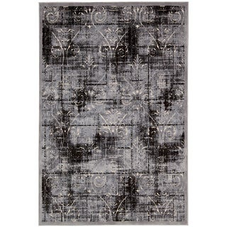 kathy ireland Home Bel Air Ash Rug (3'6 x 5'6)