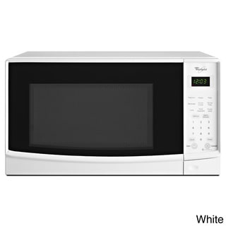 Whirlpool 0.7-cubic foot Countertop Microwave with Electronic Touch Controls