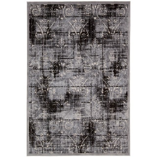 kathy ireland Home Bel Air Ash Rug (7'9 x 9'9)