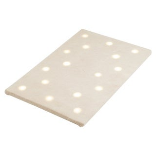 Northwest 16 LED Soft Light Illumination Foam Floor Mat
