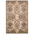 kathy ireland Home Bel Air Ivory Rug (4'11 x 7')