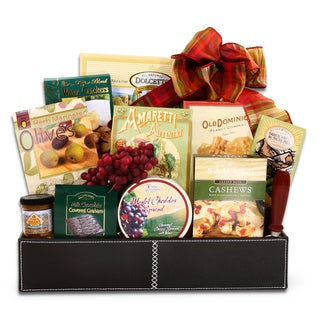 Alder Creek Picnic in Wine Country Gift Basket