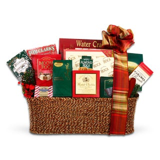 Alder Creek Season's Greetings Gift Basket