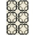 Nourison Waverly Artisanal Delight Licorice Rug (5' x 7')