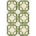 Nourison Waverly Artisanal Delight Leaf Rug (5' x 7')
