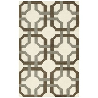 Nourison Waverly Artisanal Delight Tobacco Rug (8' x 10')