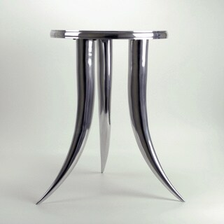 17-inch Aluminum Thistle Leg Table
