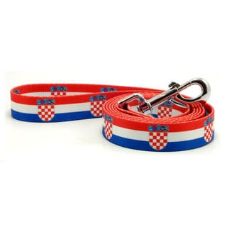 PatriaPet Croatian Flag Dog Leash