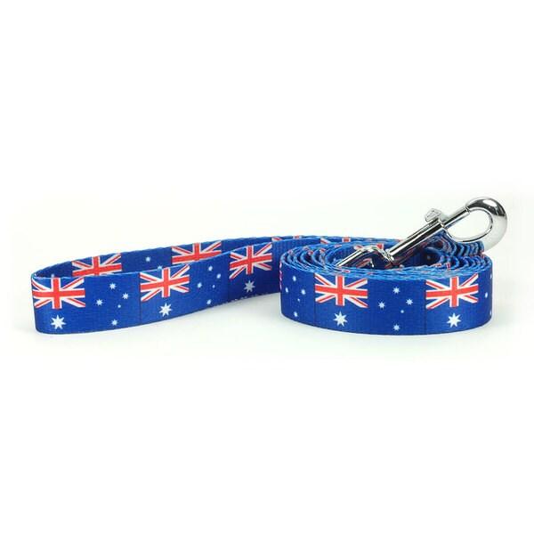 PatriaPet Australian Flag Dog Leash