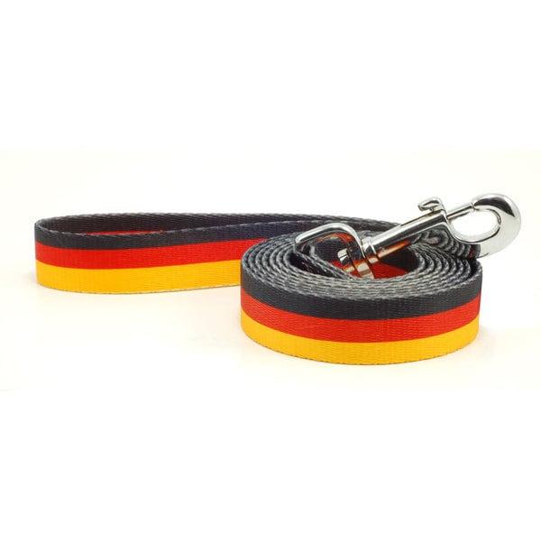 PatriaPet German Flag Dog Leash