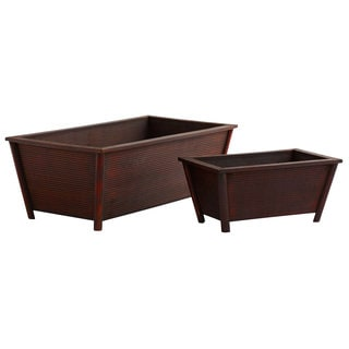 Rectangle Planters (Set of 2)
