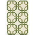 Nourison Waverly Artisanal Delight Leaf Rug (2'6 x 4')