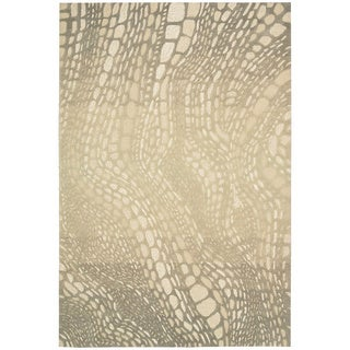 kathy ireland Olive Home Palisades Light Rug (5' x 7'6)