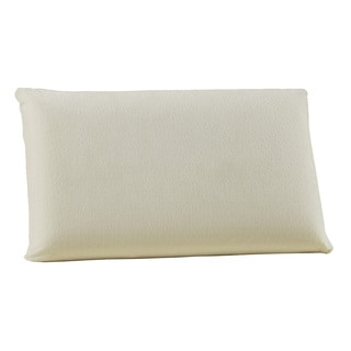 Sleep Zone European Molded Memory Foam Pillow