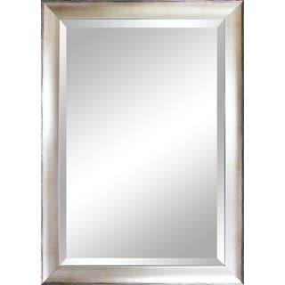 Transitions Framed Mirror with Bevel