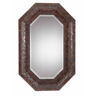 Jewelry Collection Harvest Bronze Wall Mirror