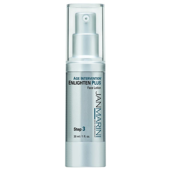 Jan Marini Age Intervention Enlighten Plus 1-ounce All Skin-types Face Lotion