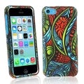 BasAcc Antique Swirls Rubber Coated Case for Apple� iPhone 5C