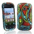 BasAcc Swirls Rubber Coated Case for Samsung� Galaxy Centura S738C
