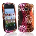 BasAcc Ethnic Wave Rubberized Case for Samsung� Galaxy Centura S738C