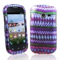BasAcc African Pattern Rubber Coated Case for Samsung� Galaxy Centura