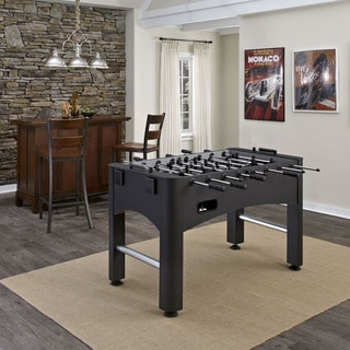 Foosball Table Black Finish