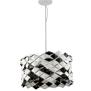 Pendant Black/White Lamp