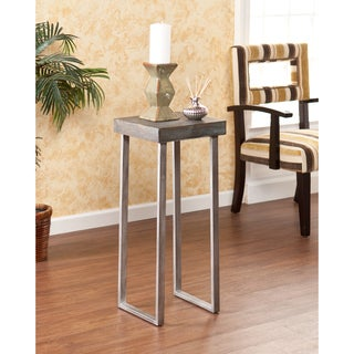 Harper Blvd Lumberton Pedestal Accent Table