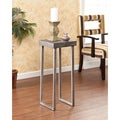 Upton Home Lumberton Pedestal Accent Table