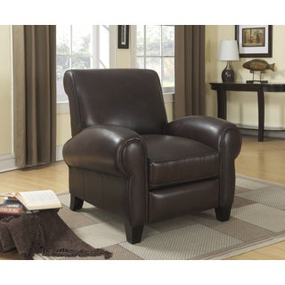 At Home Designs Mocha Ambassador Recliner