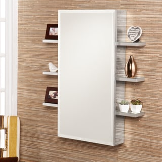 Upton Home Aberdenn Jewelry Mirror Armoire