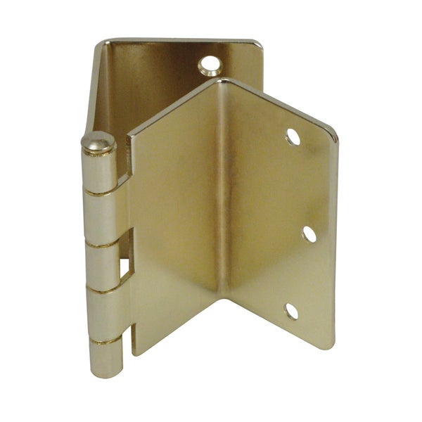 HealthSmart Expandable Brass Door Hinges