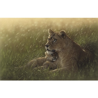 Mother's Pride Unframed Paper Print