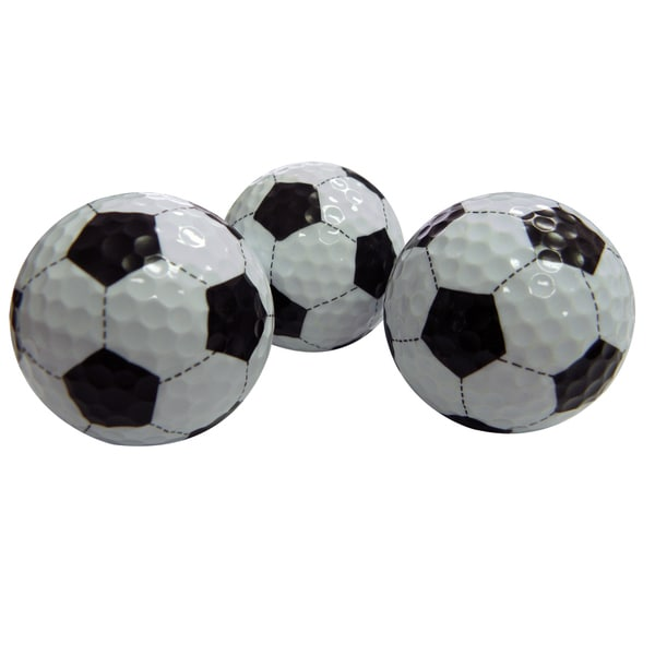 Soccer Golf Balls by Wilson