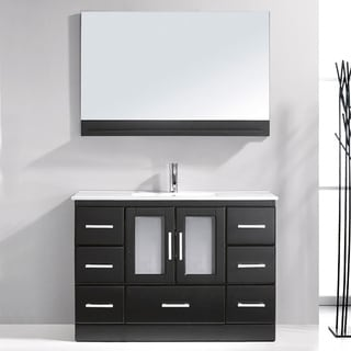 Virtu Zola 48-inch Single Sink Bathroom Vanity Set