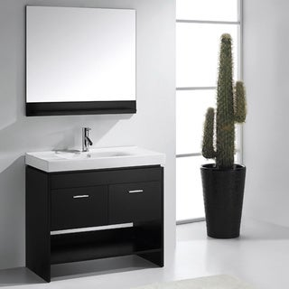Virtu Gloria 36-inch Single Sink Bathroom Vanity Set