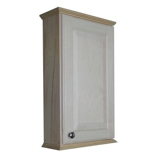 24 inch deep ashley series on the wall cabinet for Kitchen cabinets 14 inches deep
