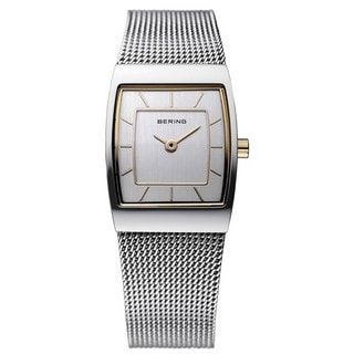 Bering Time Women's Brushed Dial Watch