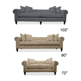 Patrick Tufted Premium Sofa