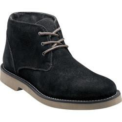 Men's Nunn Bush Woodbury Black Suede