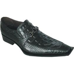 Men's Zota G370-4A Black Leather