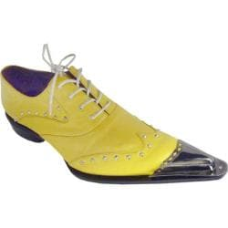 Men's Zota G908-34 Yellow Leather