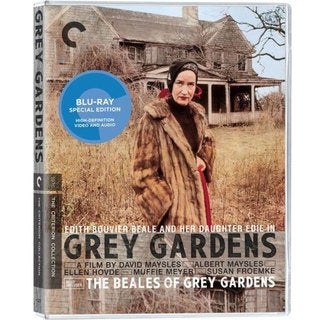 Grey Gardens Box Set - Criterion Collection (Blu-ray Disc) 11777499