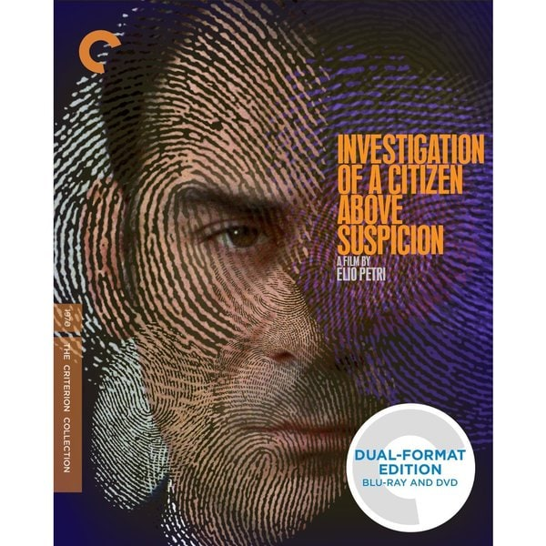 Investigation of a Citizen Above Suspicion (Blu-ray/DVD) 11777501