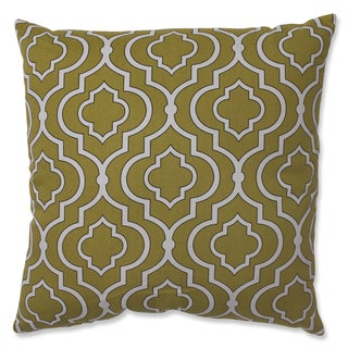 Pillow Perfect Donetta Green 16.5-inch Throw Pillow