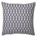 Pillow Perfect Graphic Graystone 23-inch Floor Pillow
