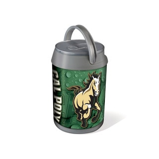 Picnic Time Cal Poly Mustangs Mini Can Cooler