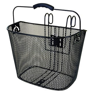 Easy Mount Mesh Bicycle Basket
