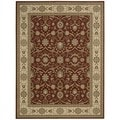 Nourison Persian Crown Brick Rug (1'11 x 2'11)