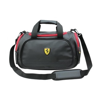 Ferrari Small Sport Duffel Bag